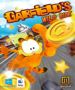 Garfields Wild Ride PC Game